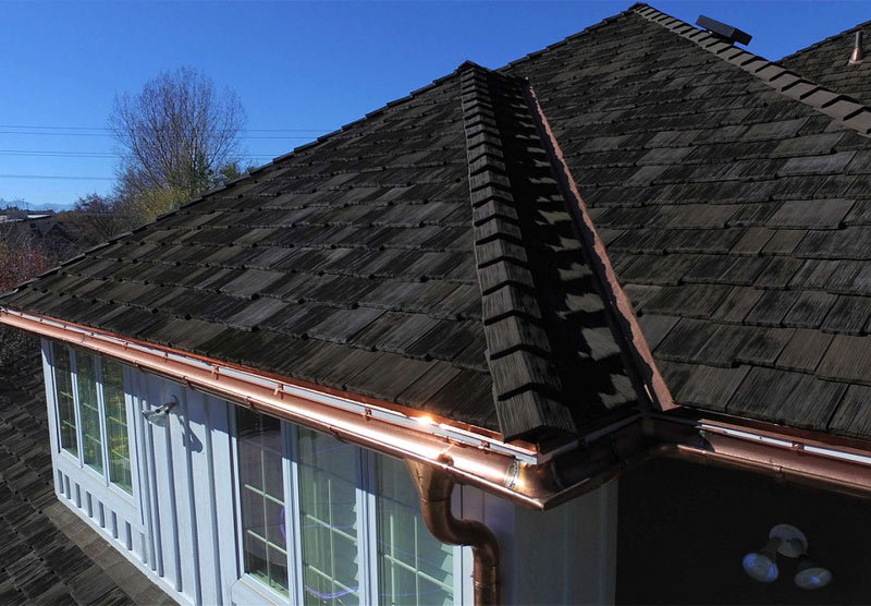 How CeDUR Roofing Shakes Create a Class-A Fire Rating